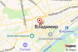 Адрес Вертикаль на карте