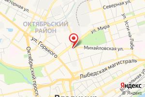 Адрес Газпром межрегионгаз Владимир на карте