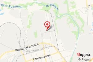 Адрес Газэнергопром на карте