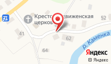 Гостевой дом Спасская горка на карте