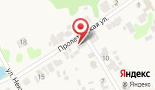 Гостевой дом В гостях у Юли на карте