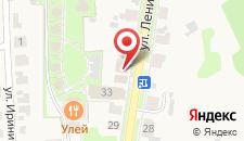 Гостевой дом Усадьба Сурикова на карте
