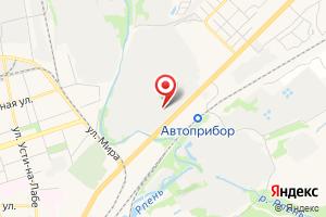 Адрес ЮниСелП на карте