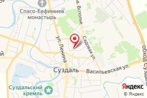 Адрес Владимирэнергосбыт на карте