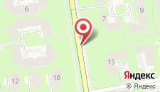 Апартаменты Колибри на карте