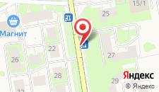 Гостиница Суздальский хутор на карте