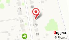 Гостевой дом Арина на карте