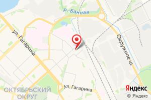 Адрес Архангельскоблгаз на карте