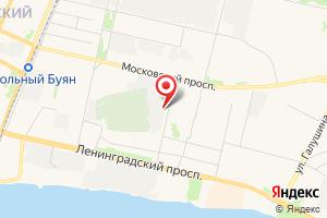 Адрес РВК-Центр на карте