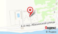 Кемпинг Бамбора на карте