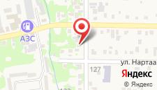 Гостевой дом В Гудауте на карте