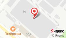 Отель Край на карте