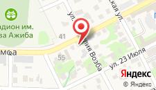 Гостевой дом Гудаута на карте