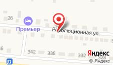 Отель Премьер на карте