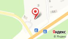 Ресторанно-гостиничный комплекс Синяя Осока на карте
