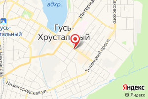 Адрес Владимир АвтоГаз на карте