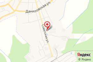 Адрес Газпром газораспределение Ярославль, Любимский эксплуатационный газовый участок на карте