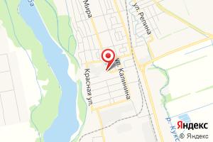 Адрес Кубаньэнергосбыт, Армавирский филиал на карте