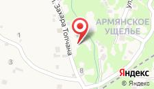 Гостевой дом У Романа на карте
