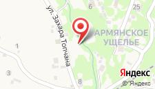 Гостевой дом В гостях у Аллы на карте