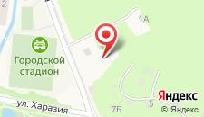 Гостиничный комплекс Царская аллея на карте