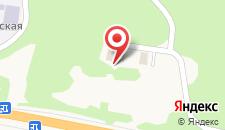 Гостевой дом Афон на карте