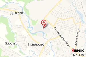 Адрес Водозаборная станция на карте