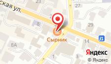Отель Old Street на карте