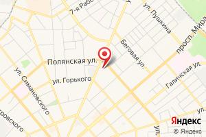Адрес ГидроПром на карте