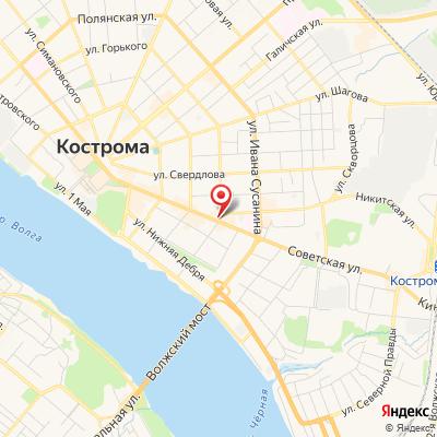 Медико-санитарная Часть Министерства Внутренних Дел Российской Федерации по Костромской области