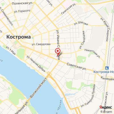 Городская больница города Костромы