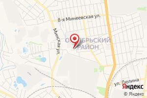 Адрес Электрическая подстанция Ивановская-7 на карте