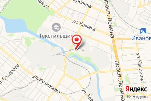 Адрес Электрическая подстанция Ивановская-4 на карте