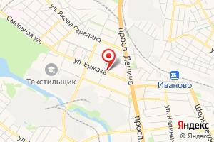 Адрес Верхне-Волжскводхоз на карте