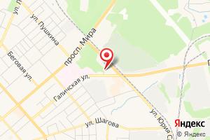 Адрес ГазИнженерПроект на карте