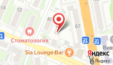 Мини-отель Зубковский на карте