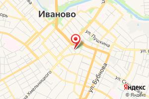 Адрес Прогресс-центр на карте