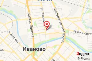 Адрес Прометей на карте