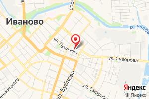 Адрес Энергосетевой узел на карте