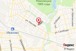 Адрес Просвет на карте