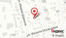 Гостевой дом У Анаиды на карте