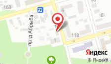 Апартаменты На Имама Шамиля 6 на карте
