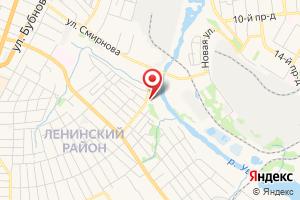 Адрес Электрическая подстанция Ивановская-14 на карте