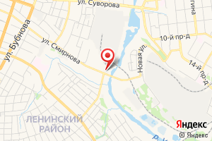 Адрес Главная Насосная Станция на карте