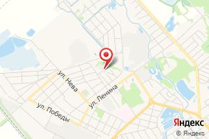 Адрес МУП Новокубанский городской водоканал на карте