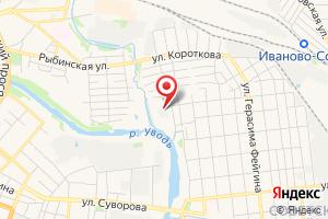 Адрес Электрическая подстанция Ивановская-15 на карте