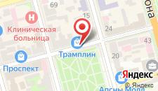 Отель Атриум Виктория на карте
