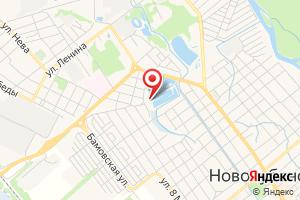 Адрес Водозаборное сооружение ОАО Кристалл-2 на карте