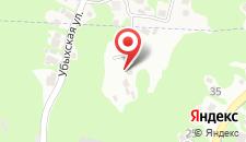 Гостевой дом Гунда на карте