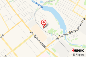 Адрес Электрическая подстанция Ивановская-10 на карте